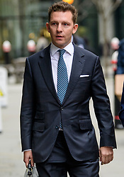 © Licensed to London News Pictures.10/03/2017.London, UK. NICK CANDY arrive at the Royal Courts of Justice in London on 3 March 2017. Brothers Nick and Christian Candy are being sued in a dispute over a £12m loan which was used to help fund Mark Holyoake's own project at Grosvenor Gardens House in central London.Photo credit: Ben Cawthra/LNP