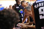 DESCRIZIONE : Ferentino LNP A2 2015-16 FMC Ferentino Acea Roma<br /> GIOCATORE : Guido Saibene<br /> CATEGORIA : allenatore coach time out<br /> SQUADRA: Acea Roma<br /> EVENTO : Campionato LNP A2 2015-2016<br /> GARA : FMC Ferentino Acea Roma<br /> DATA : 11/10/2015<br /> SPORT : Pallacanestro <br /> AUTORE : Agenzia Ciamillo-Castoria/G.Masi<br /> Galleria : LNP A2 2015-2016<br /> Fotonotizia : Ferentino LNP A2 2015-16 FMC Ferentino Acea Roma