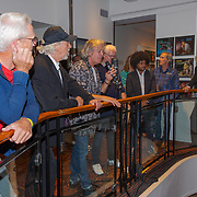 NLD/Amsterdam/20190912 - Expositie opening hoezencollectie Govert de Roos,