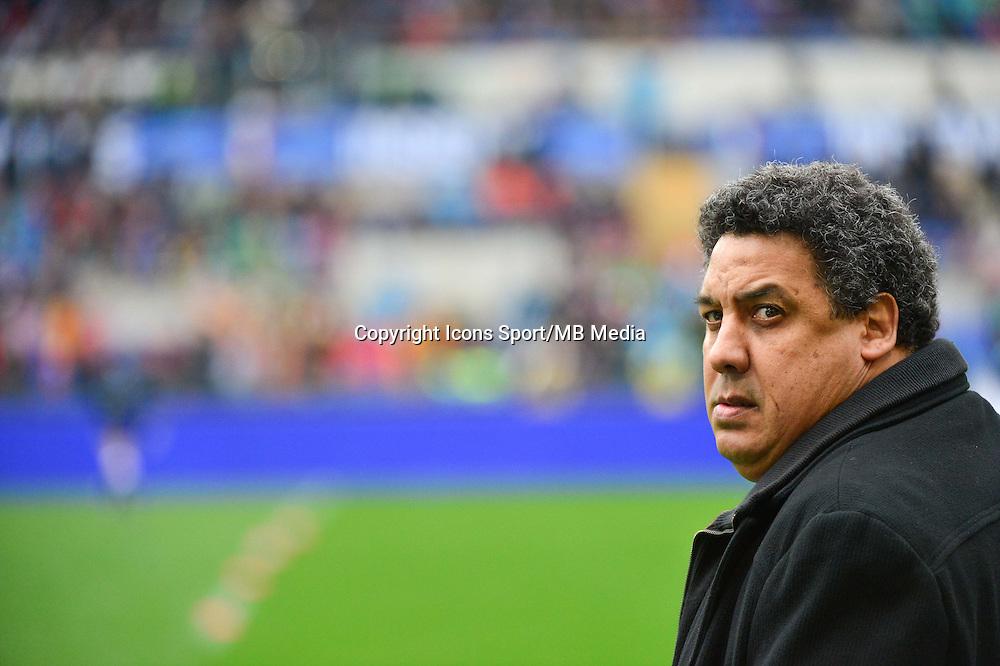 Serge BLANCO - 15.03.2015 - Rugby - Italie / France - Tournoi des VI Nations -Rome<br /> Photo : David Winter / Icon Sport