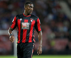 Sylvain Distin of Bournemouth - Mandatory by-line: Paul Terry/JMP - 07966386802 - 31/07/2015 - SPORT - FOOTBALL - Bournemouth,England - Dean Court - AFC Bournemouth v Cardiff City - Pre-Season Friendly