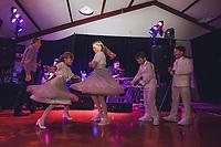 luci & luke's Bay of Islands wedding in Paihia Stone Church a winter wedding on a very stormy day Felicity Jean Photography Coromandel Photographer