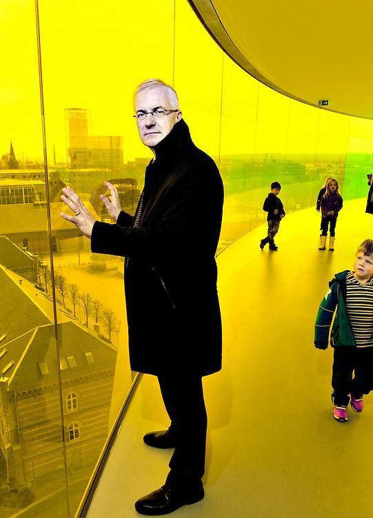 Niels Højbjerg, Stadsdirektør Aarhus Kommune.
