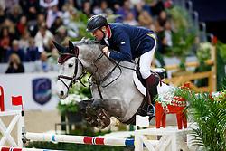 Smith Robert, GBR, Cimano E<br /> Gothenburg Horse Show FEI World Cups 2017<br /> © Hippo Foto - Stefan Lafrentz<br /> 24/02/17