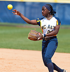 2013 A&T Softball vs FAMU