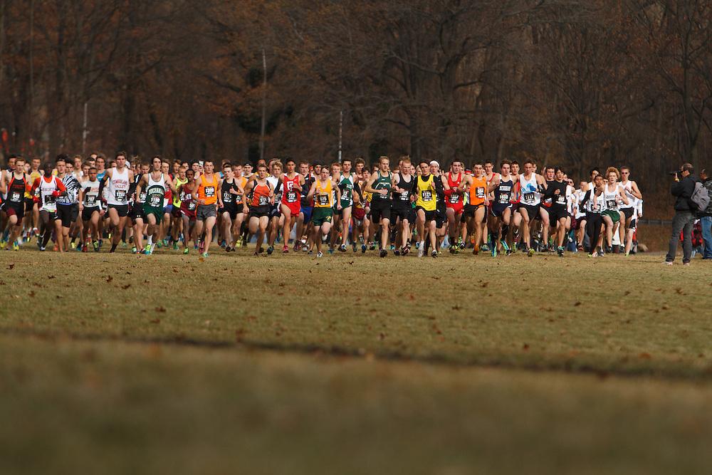 Foot Locker Cross Country Northeast Regional Championship race