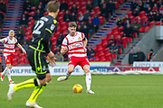Doncaster Rovers Midfielder Ben Whiteman (12) during the EFL Sky Bet League 1 match between Doncaster Rovers and Bristol Rovers at the Keepmoat Stadium, Doncaster, England on 27 January 2018. Photo by Craig Zadoroznyj.