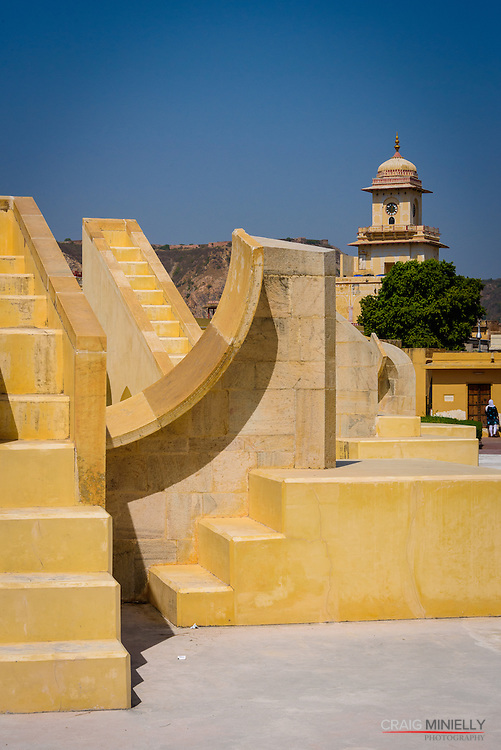 Features from the Jantar Mantar, Astronomy collection in Jaipur, India.  <br /> <br /> Nikon D750 78mm  ISO 640  f16  1/1000s