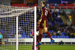 Goal, Brett Pitman of Ipswich Town scores from the penalty spot, Reading 1-1 Ipswich Town - Mandatory by-line: Jason Brown/JMP - 09/09/2016 - FOOTBALL - Madejski Stadium - Reading, England - Reading v Ipswich Town - Sky Bet Championship