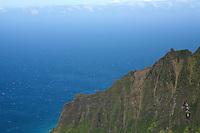 Cliffs and Endless Ocean
