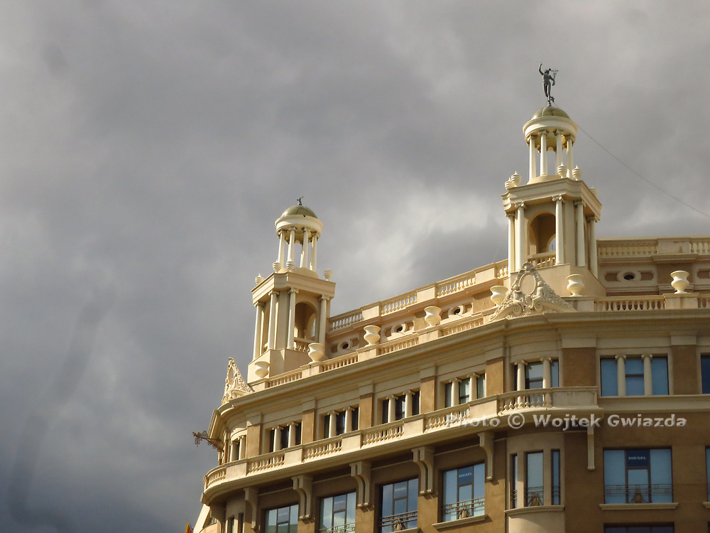 Iberostar building, Plaça de Catalunya, Barcelona