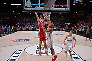 Tarczewski Kaleb Erick<br /> A|X Armani Exchange Olimpia Milano - Grissin Bon Reggio Emilia<br /> Basket Serie A LBA 2019/2020<br /> Milano 01 December 2019<br /> Foto Mattia Ozbot / Ciamillo-Castoria