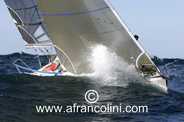 SAILING - BMW Winter Series 2005 - DIANA - Sydney (AUS) - 29/05/05 - ph. Andrea Francolini