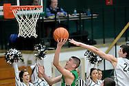 Columbia at Elyria Catholic boys varsity basketball on March 6, 2015. Images © David Richard and may not be copied, posted, published or printed without permission.