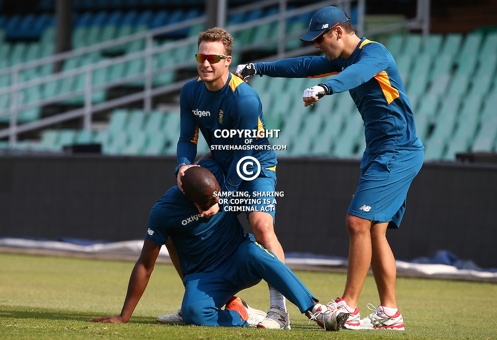 DURBAN, SOUTH AFRICA,Wednesday 12th August, GV OF STOCK IMAGES during the South Africa training session Sahara Stadium Kingsmead Wednesday 12 August Durban (Photo by Steve Haag)