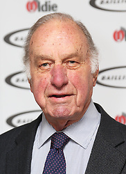 Geoffrey Palmer arriving  at the Oldie of the Year Awards in London, Tuesday, 4th February 2014. Picture by Stephen Lock / i-Images