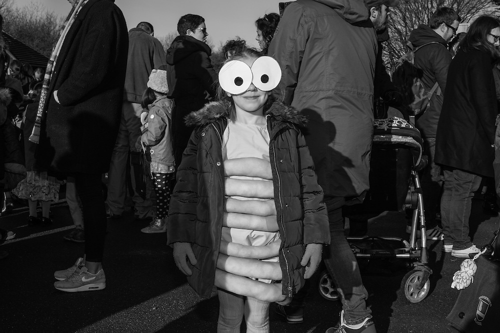Maggie is super worm for World Book day at School in Berkhamsted , England Thursday, March 3, 2016 (Elizabeth Dalziel) #thesecretlifeofmothers #bringinguptheboys #dailylife