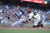 20130706 - Los Angeles Dodgers @ San Francisco Giants
