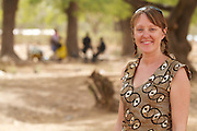 VSO volunteer Cath Jama is a working as an education management support officer in Jirapa, Ghana.