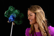 Selanee Henderson during a portrait session prior to the Symetra Tour's Florida's Natural Charity Classic at the Lake Region Yacht and Country Club on Mar 19, 2013  in Winter Haven, Florida. ..©2013 Scott A. Miller