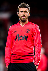 Manchester United coach Michael Carrick - Mandatory by-line: Robbie Stephenson/JMP - 25/09/2018 - FOOTBALL - Old Trafford - Manchester, England - Manchester United v Derby County - Carabao Cup