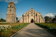 Old church in Paoay.<br />