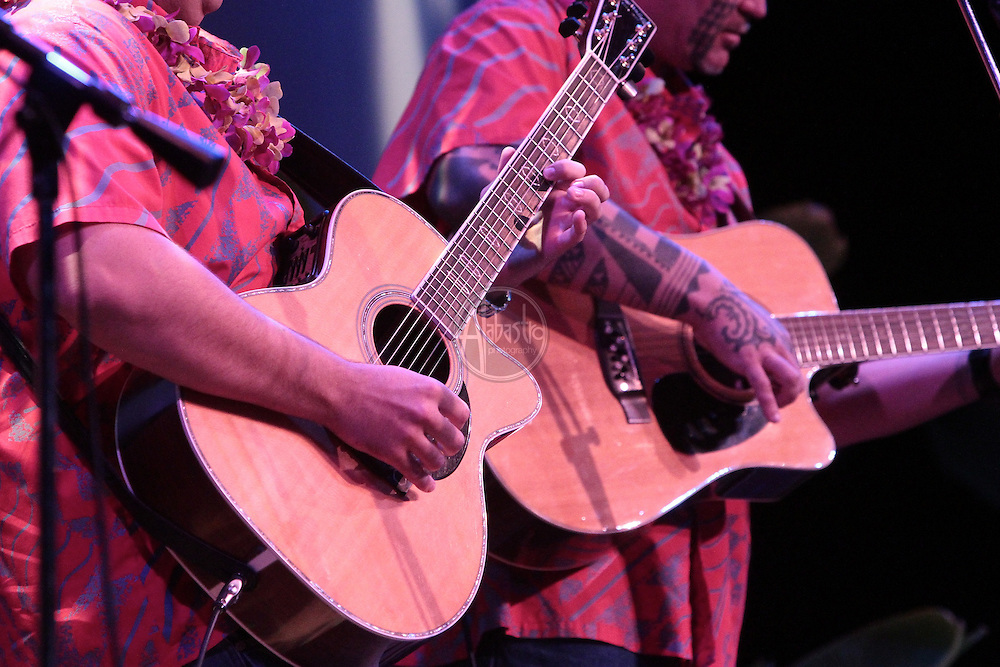 2012 SoCal Slack Key Festival at the Redondo Beach Performing Arts Center.