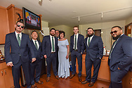 Julie and Christian - wedding and reception -  Saturday, May 05, 2018 - Allentown, Pennsylvania. (Photo by Bradley C. Bower / CAIN IMAGES)