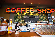 Street 14 Coffee, Astoria, Oregon Photos