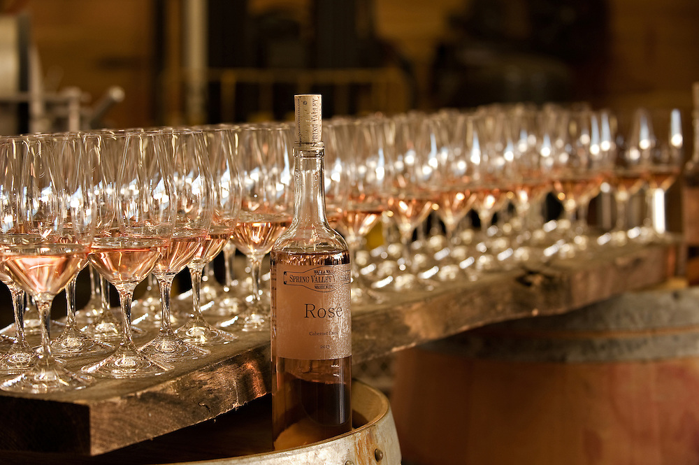 Spring Valley Vineyard, Rose wine