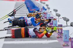 ROSIQUE Romain, Biathlon at the 2014 Sochi Winter Paralympic Games, Russia