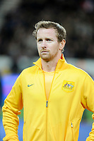 Australia's David Carney before the International football Friendly Game 2013/2014 between France and Australia on October 11, 2013 in Paris, France. Photo Jean Marie Hervio / Regamedia/ DPPI