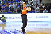 DESCRIZIONE : Campionato 2013/14 Quarti di Finale GARA 2 Dinamo Banco di Sardegna Sassari - Enel Brindisi<br /> GIOCATORE : Carmelo Paternicò<br /> CATEGORIA : Arbitro Referee Mani<br /> SQUADRA : AIAP<br /> EVENTO : LegaBasket Serie A Beko Playoff 2013/2014<br /> GARA : Dinamo Banco di Sardegna Sassari - Enel Brindisi<br /> DATA : 21/05/2014<br /> SPORT : Pallacanestro <br /> AUTORE : Agenzia Ciamillo-Castoria / Luigi Canu<br /> Galleria : LegaBasket Serie A Beko Playoff 2013/2014<br /> Fotonotizia : DESCRIZIONE : Campionato 2013/14 Quarti di Finale GARA 2 Dinamo Banco di Sardegna Sassari - Enel Brindisi<br /> Predefinita :