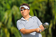 Tahahiro Yakayama during the third round of the World Golf Championship Cadillac Championship on the TPC Blue Monster Course at Doral Golf Resort And Spa on March 10, 2012 in Doral, Fla. ..©2012 Scott A. Miller.