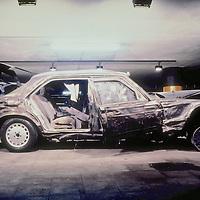Dienstwagen des ehemaligen Vorstandsvorsitzenden der Deutschen Bank Alfred Herrhausen | Car of Alfred Herrhausen, former head of Deutsche  Bank