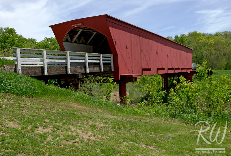 Roseman Bridge, Winterset, Madison County, Iowa