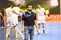 Joel Da Silva  - 01.04.2015 - Nimes / Saint Raphael - 19eme journee de Division 1<br />Photo : Andre Delon / Icon Sport