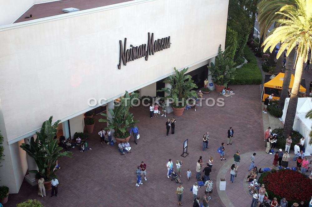 Neiman Marcus Shopping South Coast Plaza