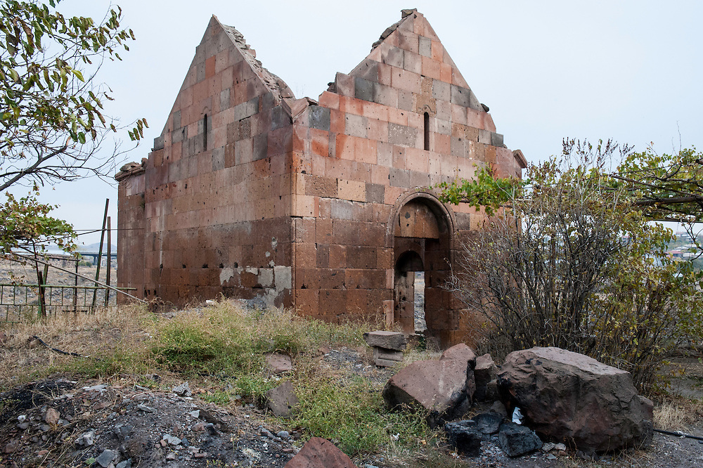 """Its main monument is the Spitakavor Church of the Holy Mother of God (Spitakavor Church of Surp Astvatsatsin). Due to the number of springtime flowers that surround the monastery, it is sometimes called Tsaghkavank (the Monastery of Flowers) by the villagers of Vernashen.[1] An image, described as """"a remarkable example of mid-century Armenian sculpture"""" of Mary (mother of Jesus), is chiseled into the headstone of the church's entrance"""