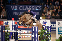 Thijssen Sanne, (NED), Con Quidam RB<br /> Prize of Performance Sales International<br /> FEI World Cup Neumünster - VR Classics 2017<br /> © Hippo Foto - Stefan Lafrentz