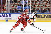 2020-03-06   Ljungby, Sverige: Troja-Ljungby (24) Hampus Olsson under matchen i Hockeyettan mellan IF Troja/Ljungby och Bodens HF i Ljungby Arena ( Foto av: Fredrik Sten   Swe Press Photo )<br /> <br /> Nyckelord: Ljungby, Ishockey, Hockeyettan, Ljungby Arena, IF Troja/Ljungby, Bodens HF, fstb200306, playoff, kval