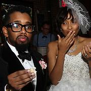 Jamire Williams Wedding, NYC 8/20/11