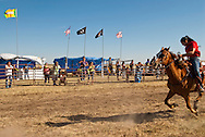 Fort Belknap Indian Reservation, Milk River Memorial Horse Races, Women Jackpot Relay