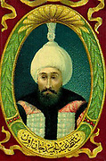 Abdul Hamid I (1725 -1789) Sultan of the Ottoman Empire 1774-89