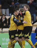 Fotball <br /> Tippeligaen<br /> Åråsen Stadion <br /> 28.03.2010<br /> Lillestrøm SK  v Hønefoss BK  6-0<br /> Foto: Dagfinn Limoseth, Digitalsport<br /> Frode Kippe ,  Lillestrøm (H)