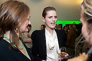STELLA TENNANT, Prada presents a book documenting the company's diverse projects in fashion, architecture, film and art. Prada Shop. 16/18 Old Bond St. London W1. *** Local Caption *** -DO NOT ARCHIVE-© Copyright Photograph by Dafydd Jones. 248 Clapham Rd. London SW9 0PZ. Tel 0207 820 0771. www.dafjones.com.<br /> STELLA TENNANT, Prada presents a book documenting the company's diverse projects in fashion, architecture, film and art. Prada Shop. 16/18 Old Bond St. London W1.