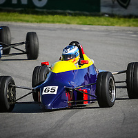 Red Bull Racing Formula 1 driver Daniel Ricciardo  driving a Formula  Ford (Van Diemen RF90) at the 2006 Spices Catering Cup at Barbagallo Raceway, Wanneroo, Western Australia. This was Daniel's last race meeting in a Formula Ford and the last time that he raced in Western Australia.