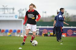- Mandatory by-line: Nizaam Jones/JMP - 28/04/2019 - FOOTBALL - Stoke Gifford Stadium - Bristol, England - Bristol City Women v West Ham United Women - FA Women's Super League 1