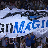 BASKET BALL - PLAYOFFS NBA 2008/2009 - LOS ANGELES LAKERS V ORLANDO MAGIC - GAME 3 -  ORLANDO (USA) - 09/06/2009 - .GO MAGIC ILLUSTRATION