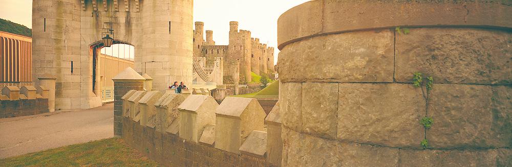 Conwy<br /> Castles<br /> Historic Sites